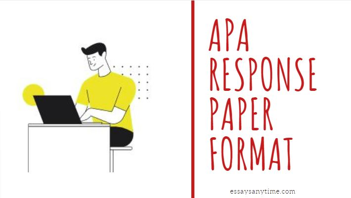 What is a response paper, How do you start a reaction paper, Does a reaction paper require a title, APA 6 response paper, APA 7response paper, reaction paper APA, APA response paper template, APA reaction paper, apa response essay, response paper in APA,